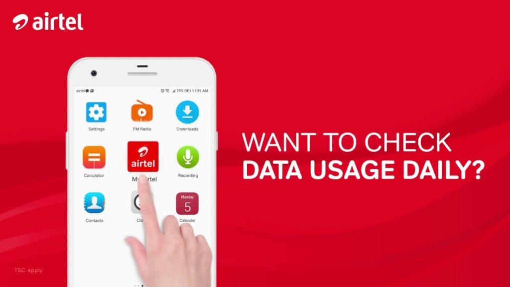 Airtel mobile app