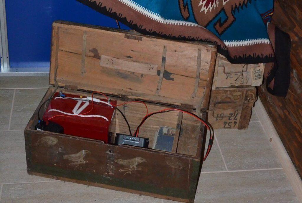 smart solar box