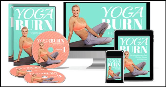 yoga burn course